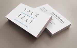 CMC & Talk + Text