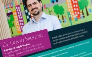 Dr David Metz