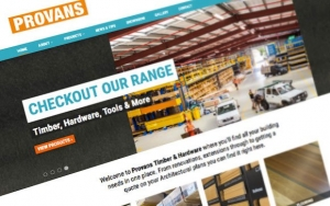 Provans Timber & Hardware