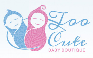 Too Cute Baby Boutique Logo