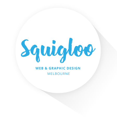 Squigloo - Web and Graphic Design